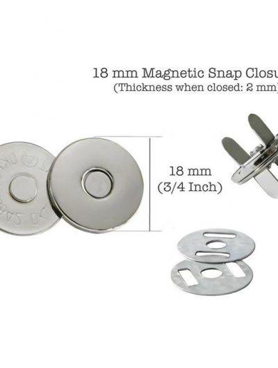 Aimants Magnétiques & Bouttons accessoires AIMANT-020