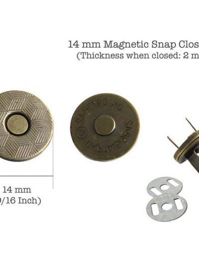 Aimants Magnétiques & Bouttons accessoires AIMANT-022