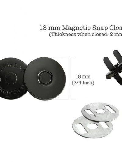 Aimants Magnétiques & Bouttons accessoires AIMANT-026